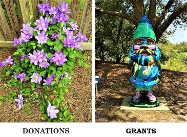 Which is better—Donations or Grants?